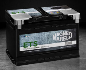 Акумулатор за кола Magneti Marelli ETS80RB