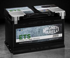 Акумулатор за кола Magneti Marelli ETS62R