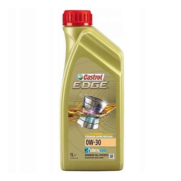 моторно масло CASTROL EDGE TITANIUM 0W30 1L
