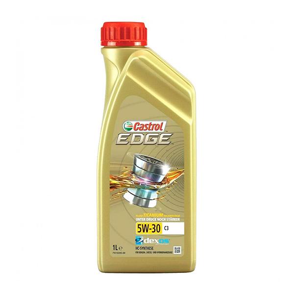 моторно масло CASTROL EDGE TITANIUM 5W30 C3 1L