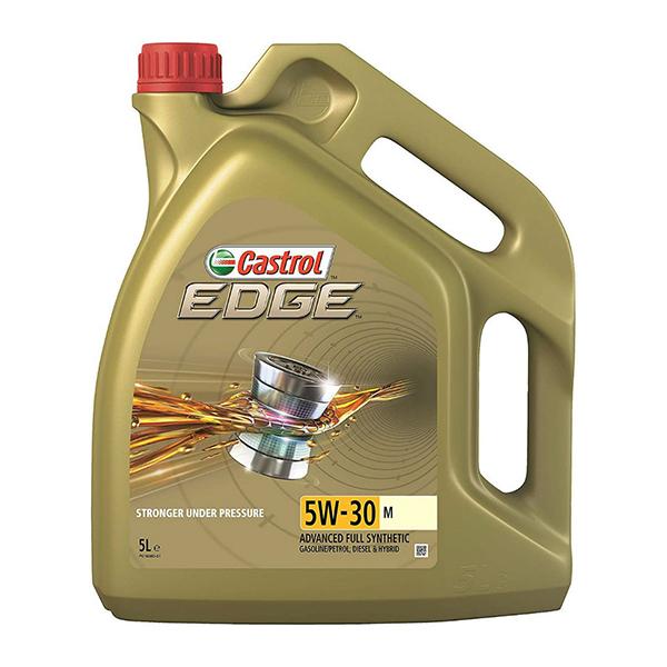 моторно масло CASTROL EDGE TITANIUM 5W30 M 5L