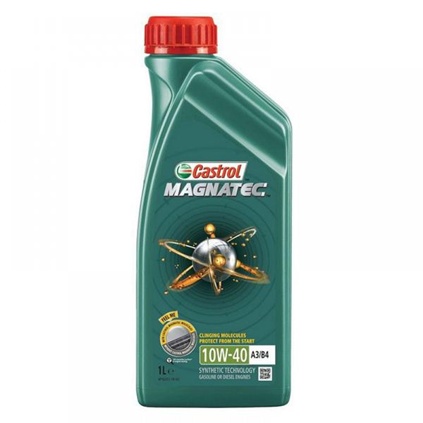 моторно масло CASTROL MAGNATEC 10W40 1L