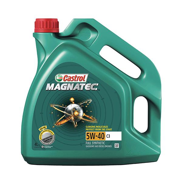 моторно масло CASTROL MAGNATEC 5W40 C3 4L