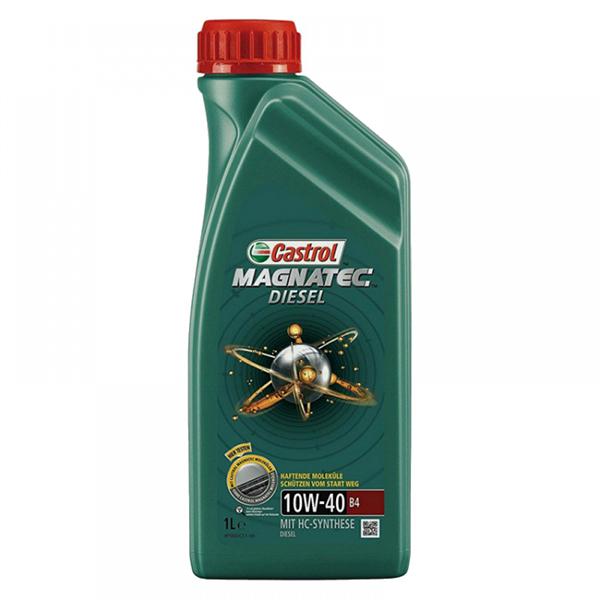 моторно масло CASTROL MAGNATEC