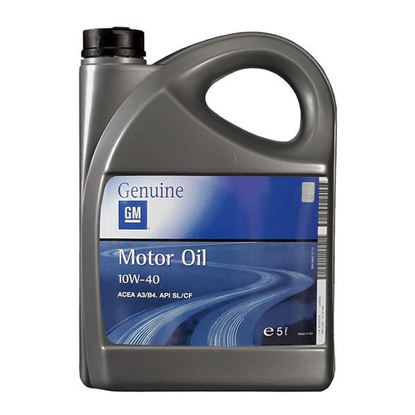 Оригинално масло GM 10W40 5L