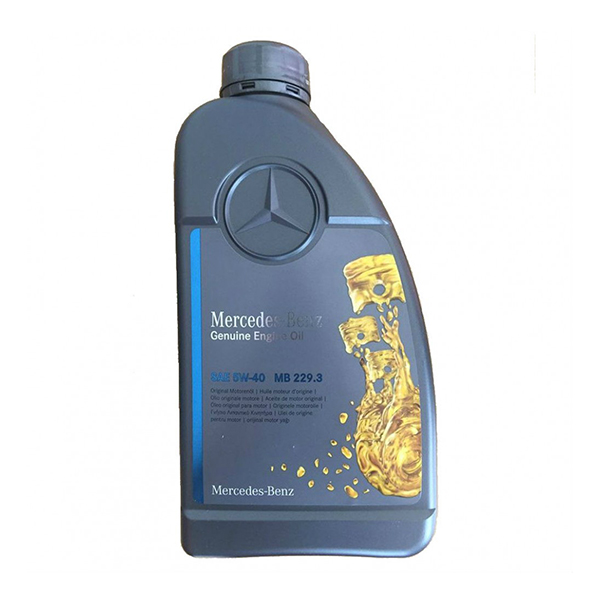 Моторно масло MERCEDES BENZ 229.3 5W40 1L