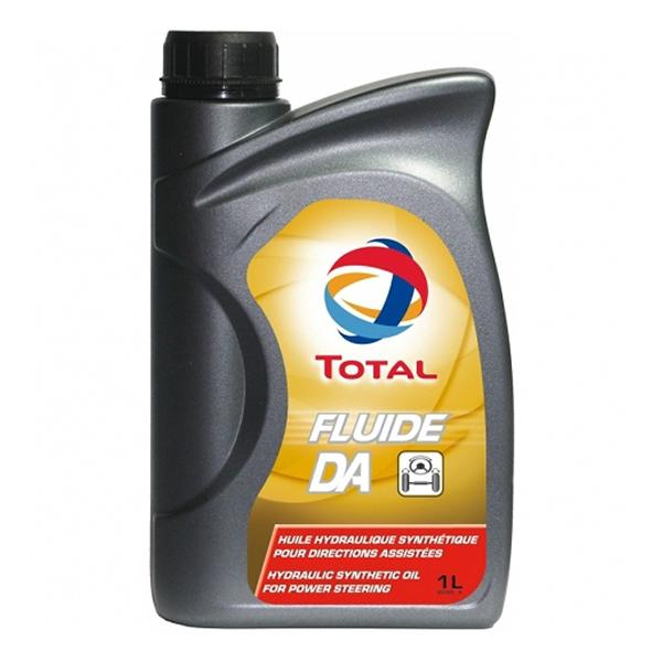 Хидравлично масло TOTAL FLUIDE DA 1L