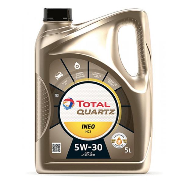 Моторно масло TOTAL QUARTZ INEO MC3 5W30 5L