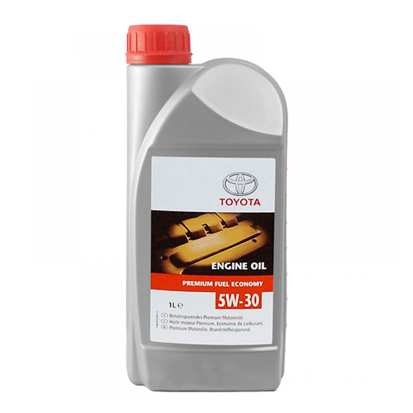 Моторно масло TOYOTA FUEL ECONOMY 5W30