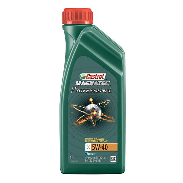 моторно масло CASTROL MAGNATEC Professional OE 5W40 – 1L