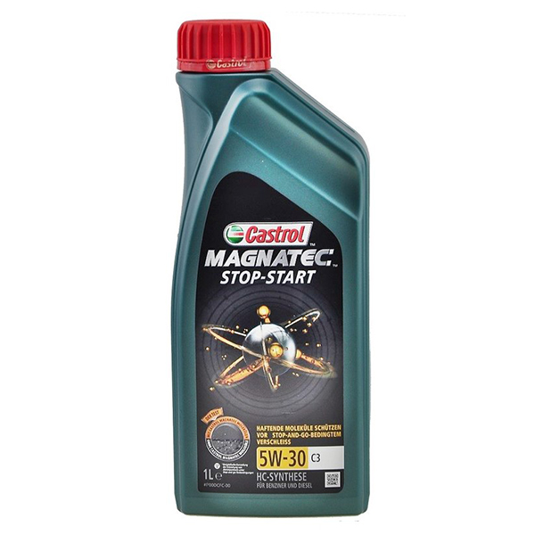 моторно масло CASTROL MAGNATEC STOP-START 5W30 C3 – 1L