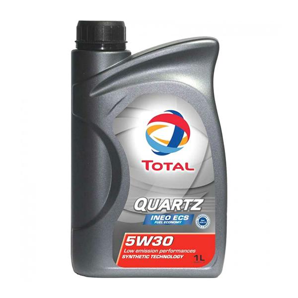 Моторно масло TOTAL QUARTZ INEO ECS 5W30 1L