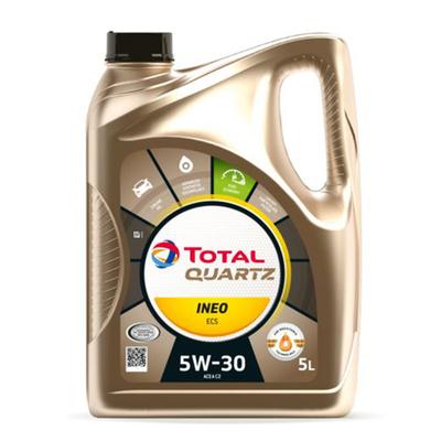 Моторно масло TOTAL QUARTZ INEO ECS 5W30 5л