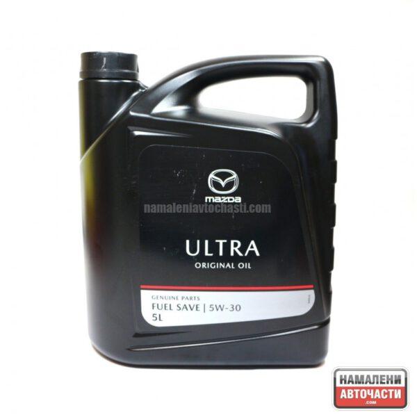 Моторно масло MAZDA ORIGINAL OIL ULTRA 5W30 5L