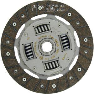 Феродов диск INTEREX - DA06