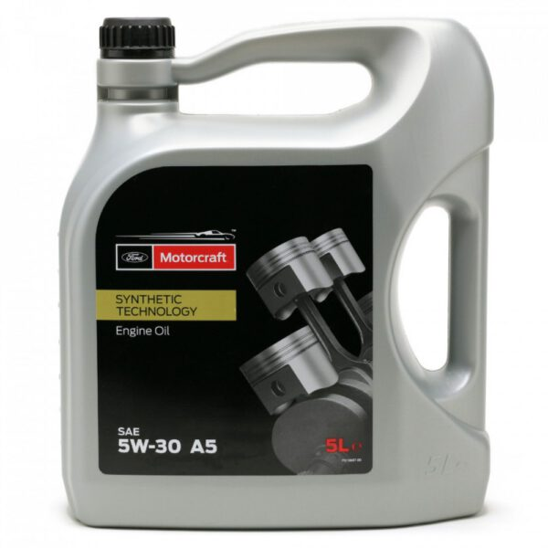 Моторно масло FORD MOTORCRAFT 5W30 5л
