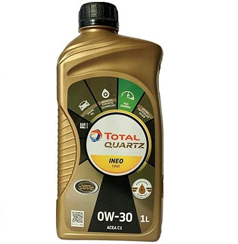моторно масло TOTAL QUARTZ INEO FIRST 0W30 1л