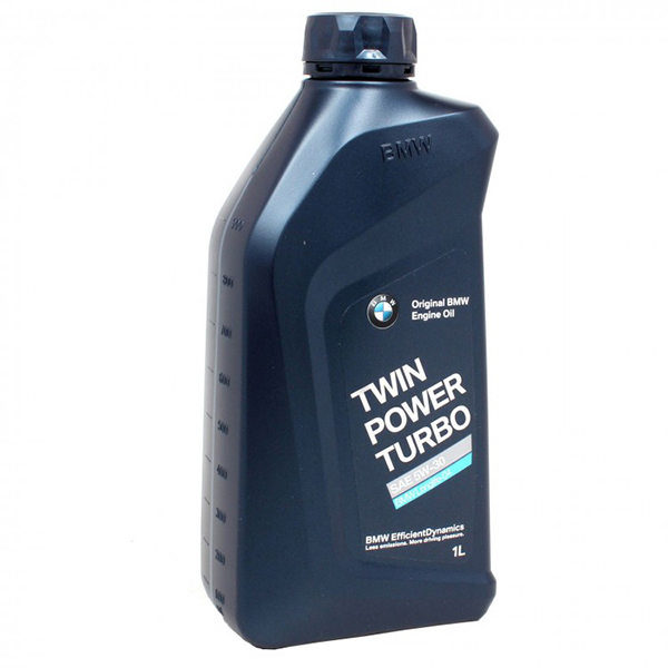моторно масло BMW 5W30 LL04 TWIN POWER TURBO