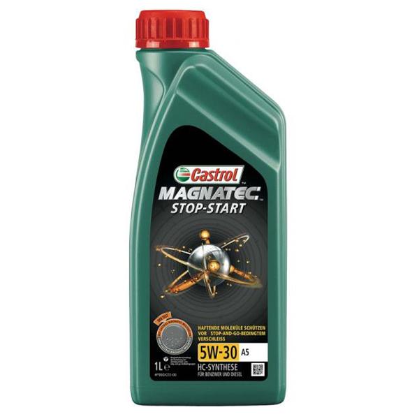 моторно масло CASTROL MAGNATEC STOP-START 5W30 A5 1L