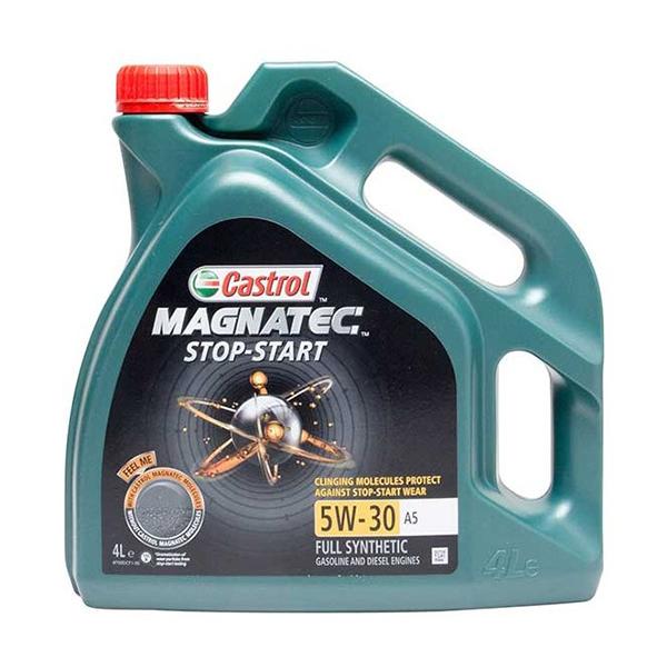 моторно масло CASTROL MAGNATEC STOP-START 5W30 A5 4L