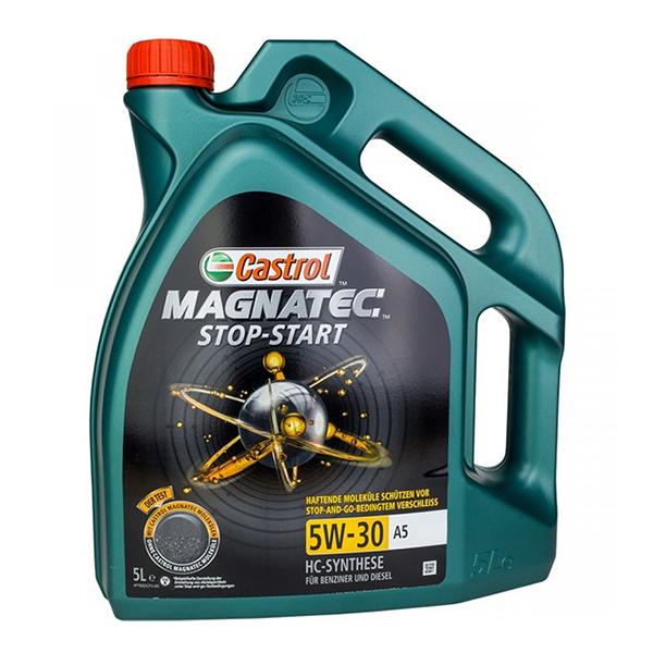 моторно масло Castrol Magnatec Stop Start A5 5W30 5L