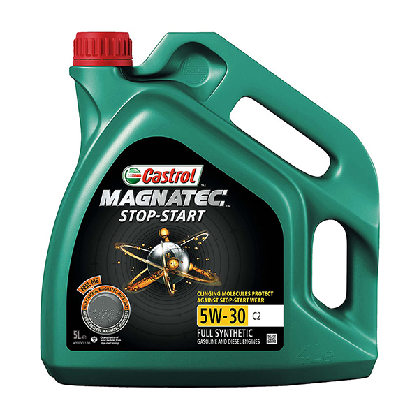 моторно масло Castrol Magnatec Stop-Start 5W30 C2 5L