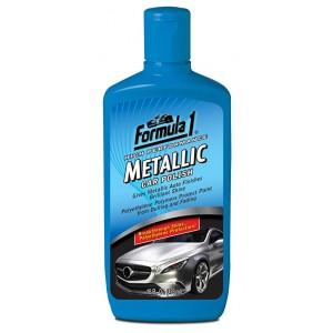 Formula 1- 613800 - полирпаста за полиране на бои тип металик 472 мл - 613800