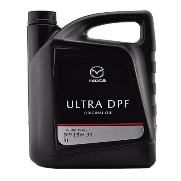 Моторно масло MAZDA ORIGINAL OIL ULTRA DPF 5W30 5L