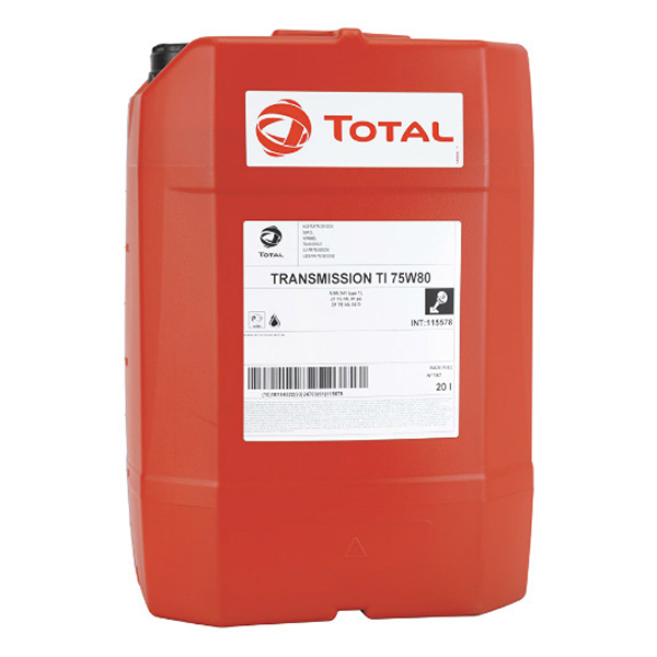 Трансмисионно масло ТОТАL ТRАNЅМІЅЅІОN GЕАR 8 FЕ 75W80 20L
