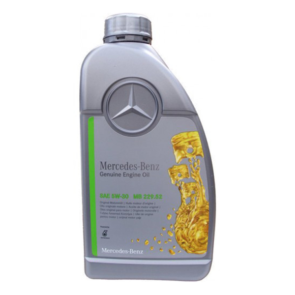 Моторно масло MERCEDES BENZ 229.52 5W30 1L