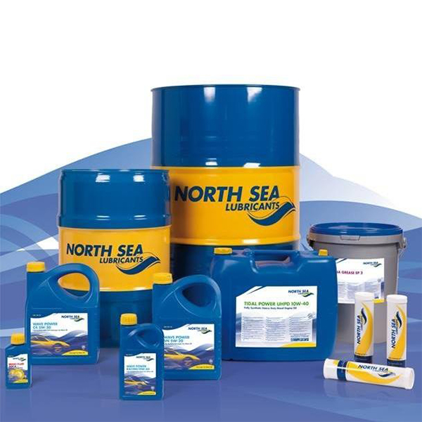моторно масло North Sea Lubricants Stream Power 4T 10w40 1L