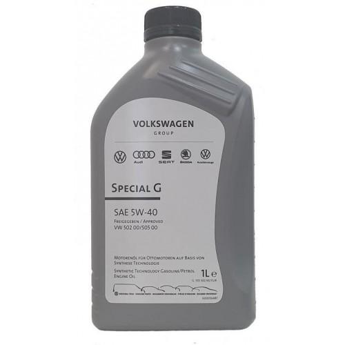 Opигинaлнo моторно мacлo VАG Ѕресіаl G5W40 1 литър
