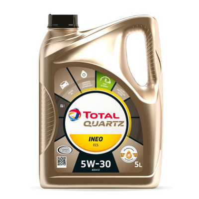 Моторно масло TOTAL QUARTZ INEO ECS 5W30 5L