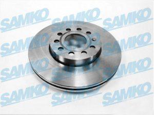 Спирачни дискове SAMKO - A1002V
