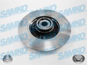 Спирачни дискове SAMKO - C1005PCA