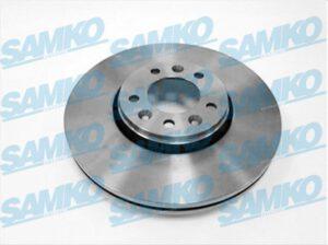 Спирачни дискове SAMKO - C1009V