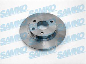 Спирачни дискове SAMKO - C1181P