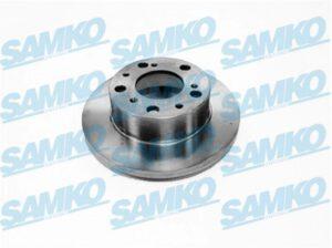Спирачни дискове SAMKO - C1191P