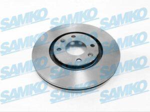 Спирачни дискове SAMKO - C1261V