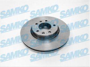Спирачни дискове SAMKO - C1281V