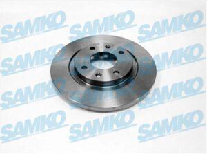 Спирачни дискове SAMKO - C1331P