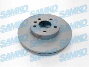 Спирачни дискове SAMKO - F1004V