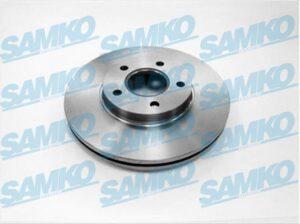 Спирачни дискове SAMKO - F1006V