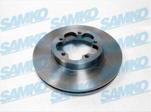 Спирачни дискове SAMKO - F1017V