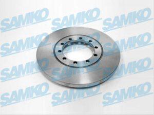 Спирачни дискове SAMKO - F1019P