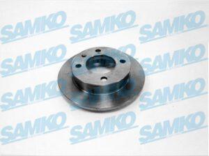 Спирачни дискове SAMKO - F1071P
