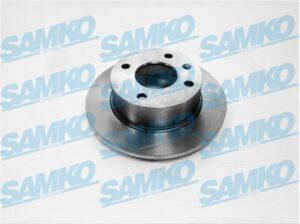 Спирачни дискове SAMKO - F1261P