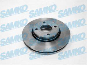 Спирачни дискове SAMKO - F1541V