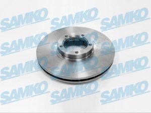 Спирачни дискове SAMKO - F1611V
