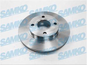 Спирачни дискове SAMKO - 1621V